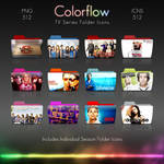 Colorflow TV Folder Icons