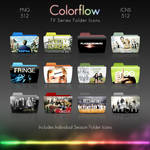 Colorflow TV Folder Icons 2