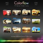 Colorflow TV Folder Icons 3