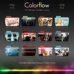 Colorflow TV Folder Icons 4