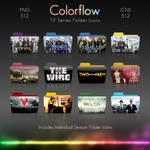Colorflow TV Folder Icons 5