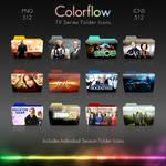 Colorflow TV Folder Icons 6