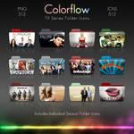 Colorflow TV Folder Icons 8