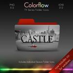Colorflow TV Folder Icons: Castle