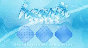 .hearts styles.
