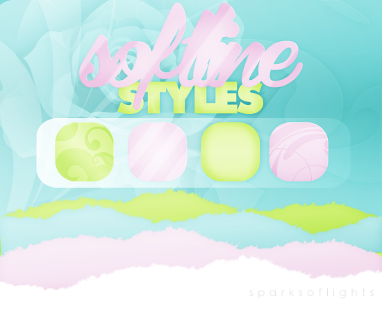 SoftLine Styles by SparksOfLights
