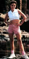 Amy Jo Johnson 19