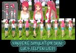 Yandere Simulator- Lucy (Elfen Lied) Skin