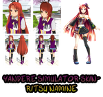 Yandere Simulator- Ritsu Namine Skin