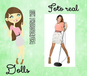 Dolls De Martina Stoessel by Euk288