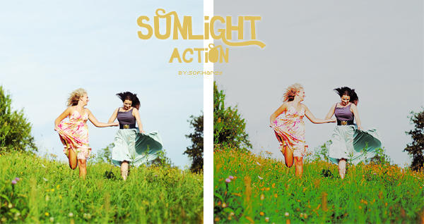 Sunlight Action by iwantdomination