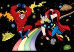 Thor vs Orion