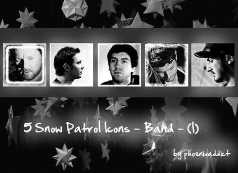Snow Patrol Icons II