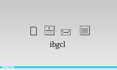 ibgcl icon 1 by huamm