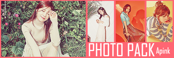 Apink  [ PHOTO PACK ] by MeteorYu