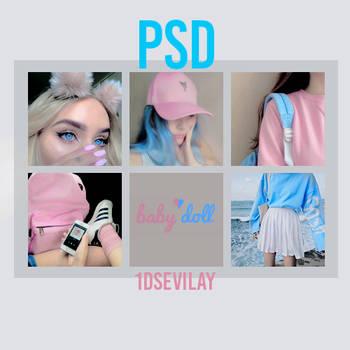 PSD [19] baby doll