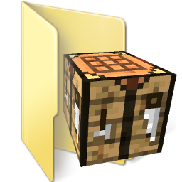 how to change the minecraft icon