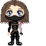 Winter Soldier Cross Stitch PATTERN