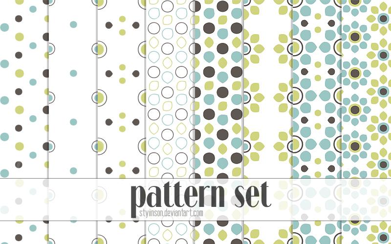 Patterns Set by Grosstitute
