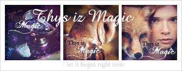 Thys iz Magic : icon set by Keila-the-fawncat