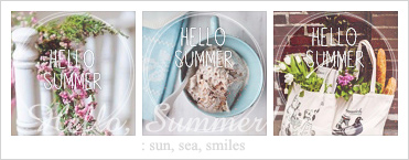 Hello Summer : icon set by Keila-the-fawncat