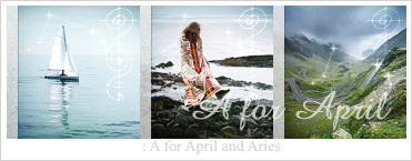 A for April : icon set by Keila-the-fawncat