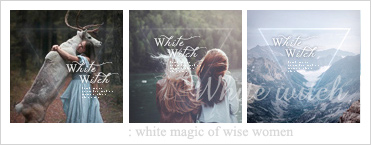 White witch : icon set by Keila-the-fawncat