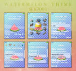 Watermelon theme by ladyang