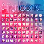 70 Iconos para dA // 50x50