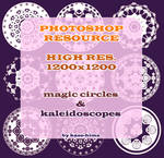 Resource: HQ Kaleidoscopes
