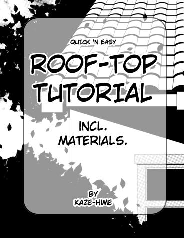 Tutorial: Build-A-Brick-Roof by Kaze-Hime