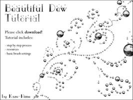 Tutorial: Beautiful Dew