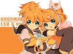 Download: 8 Len+Rin Wallpaper