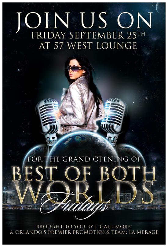 Flyer Best Of Both Worlds By Thespinxsage On Deviantart