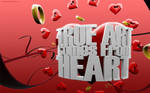 True Art comes from the Heart