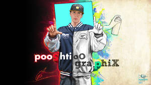 PooshtioO Graphix Wallpaper