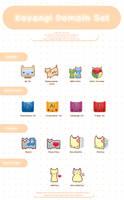 Koyangi Domain FREE Icons Set by MocchiMocchi