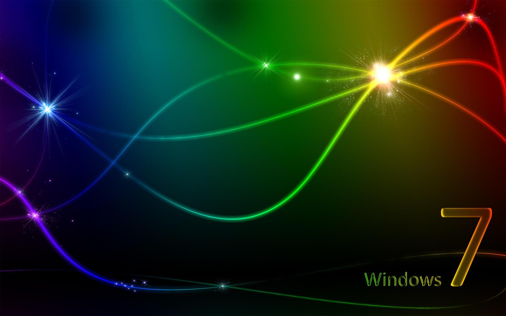 Elemental Sparks - Windows 7 by morningstar3878