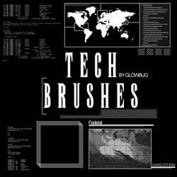 TECH BRUSHES v.2