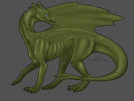 Hatchling Template 2014 by ARGENTICIDE