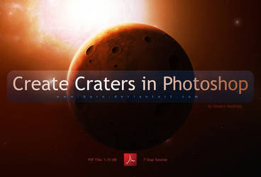 Tutorial: Craters by Baro