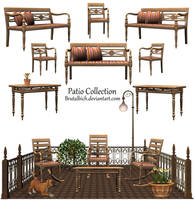 Patio Collection by brutalbich