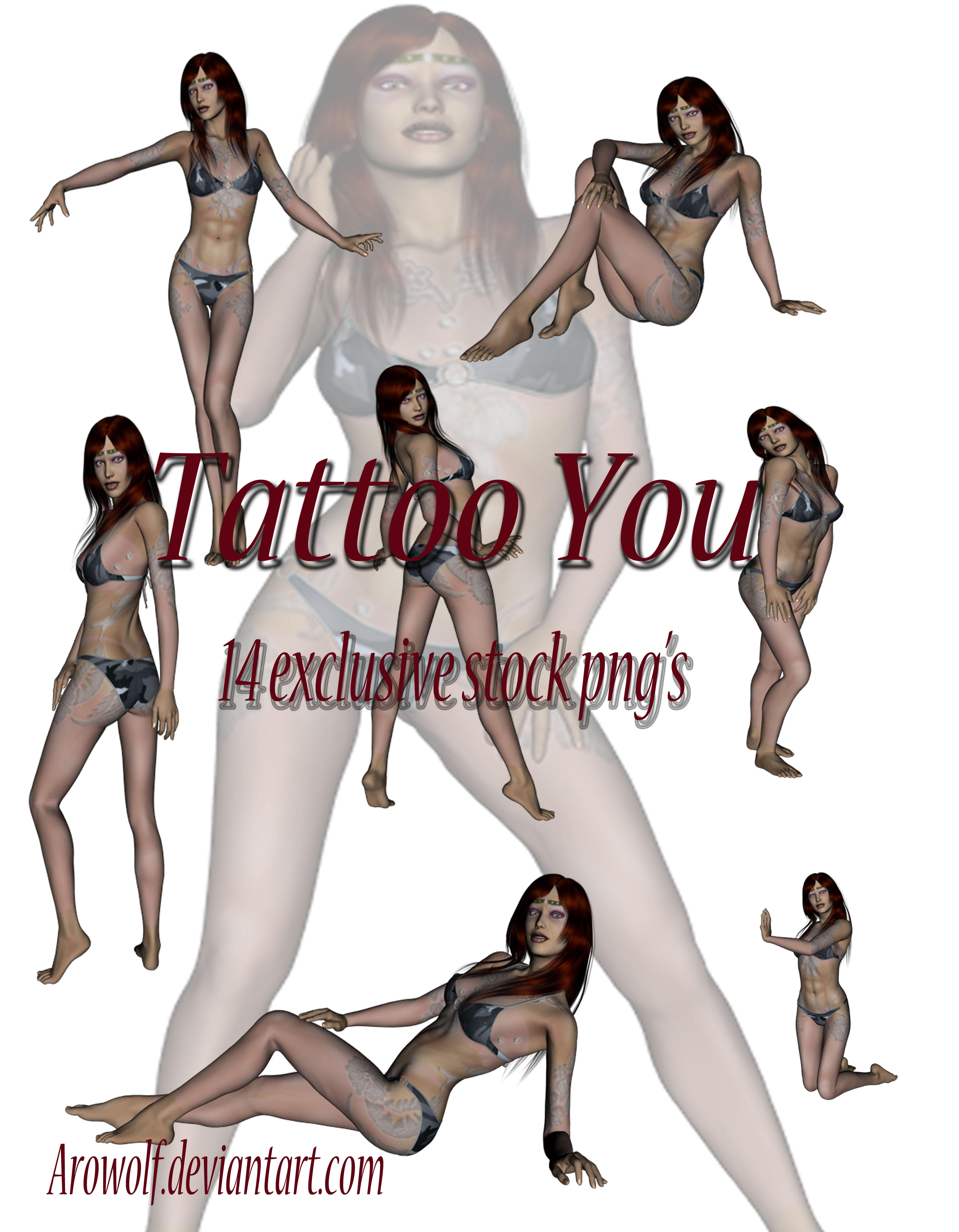 Tattoo You by brutalbich