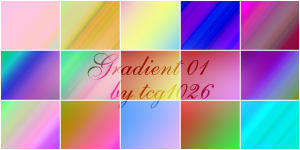 Gradient 01 by tcg1026