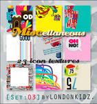 LONDONKIDZ Set:03