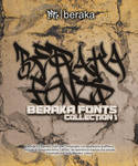 Beraka Fonts Collection 2008