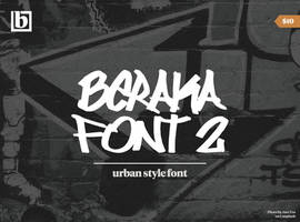 Beraka Font 2 Font by beraka