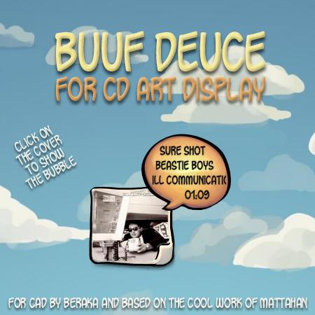 Buuf Deuce for CAD by beraka