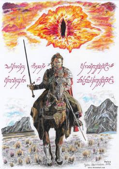 Aragorn son of Arathorn, Elessar, Dunadan