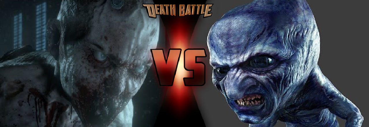 Halloween Death Battle Prelude Wendigo Vs Ao Oni By Shadowfrost1